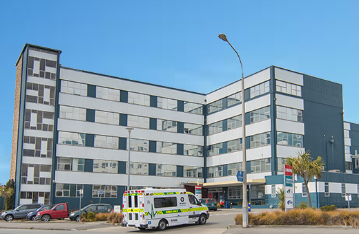 Timaru Hospital